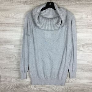 Michael Kors Cowl Neck Sweater Sz Small